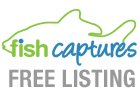 Fish Captures FREE Listing - Contact us now to get listed or to upgrade your listing