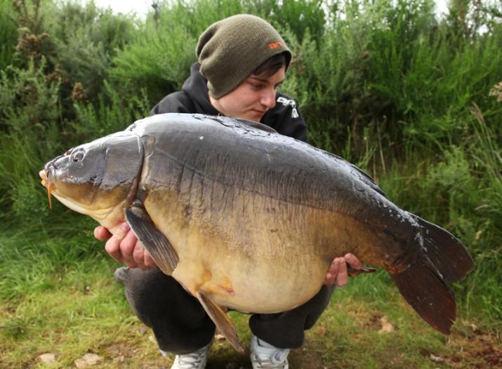 Callum Mcinerney Riley S Fishing Diary Mirror Carp