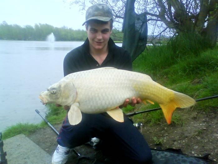 Sam Burley S Fishing Diary Ghost Carp Fishing At Barston