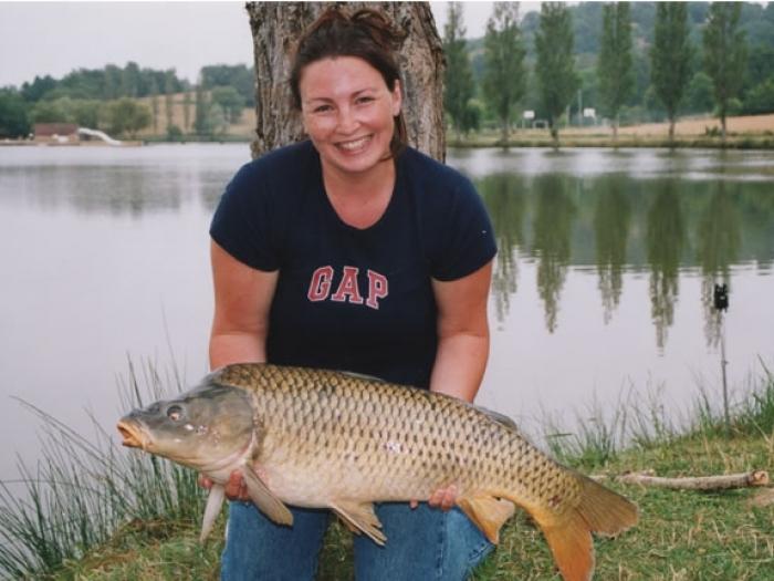 Elizabeth fletcher s fishing diary common carp fishing for Lake elizabeth fishing
