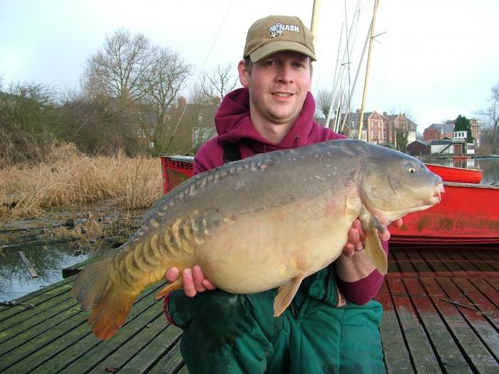 Mick sumner s fishing diary mirror carp fishing at for Lake hodges fishing report