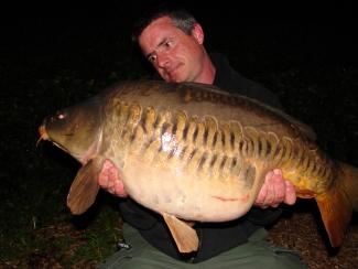 Essex Carp Baits's Fishing Diary - Mirror Carp Fishing at