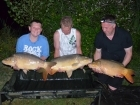 Daniel Smith 26lbs 11oz Mirror Carp, Quest Baits Rahja Spice.. In total we had around 100 fish between us in two weeks fishing at Mas Bas. We didn't fish all the time, it was a great all round family