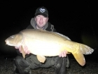 Matt Collins 29lbs 0oz Mirror Carp from Beausoleil using Bankside Tackle's 20mm D-Liver.. For more info: www.frenchcarpandcats.com