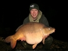 Matt Collins 31lbs 8oz Mirror Carp from Beausoleil using Bankside Tackle's 20mm D-Liver.. For more info: www.frenchcarpandcats.com