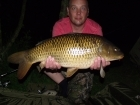 16lbs 8oz common carp from Bluebell Lakes using dynamite chill tuna.. early morning call 1.16am in the morning