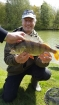 2lbs 8oz Perch from tetney campsite