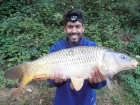 Sudhir Meneaud 7lbs 8oz Common Carp from Sweet Chestnut Lake