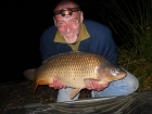 Carl Gaywood 26lbs 1oz Common Carp from Rookley Country Park using Starman Products.