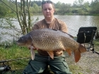 James Cracknell 18lbs 0oz Common Carp from Bayliss Pools