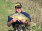Damian Cyples 5lbs 7oz Mirror Carp from Cudmore Fisheries
