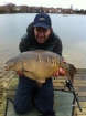Richard Costello 18lbs 0oz Mirror Carp from Drayton Reservoir