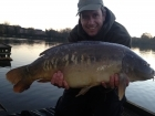 Richard Costello 20lbs 0oz Mirror Carp from Drayton Reservoir