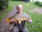 Aden James Hodges 9lbs 6oz 5dr Common Carp from The Riddings Fishery