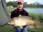Steven Nott 21lbs 12oz 1dr Common Carp from Spring Rock Fishery