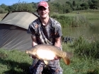 Steven Nott 16lbs 0oz Mirror Carp from Spring Rock Fishery