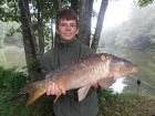 Colin Goletto 10lbs 0oz Mirror Carp from Sweet Chestnut Lake