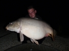 49lbs 0oz Carp from Millers French Fishing Holidays - Les Bouffetieres