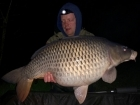 Linda Miller 36lbs 0oz Common Carp