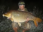 31lbs 0oz Common Carp from Roseau using ( No Wait On Bait ) Fizz Bottom Bait / Appretite Pop Up.