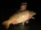 17lbs 0oz Mirror Carp from Drayton Reservoir using ( No Wait On Bait ) Fizz Bottom Bait / Appretite Pop Up.