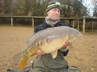 18lbs 0oz Mirror from Drayton Reservoir using ( No Wait On Bait ) Tangy Fruit X Bottom Bait / Appretite Pop Up.