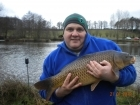 12lbs 0oz Common Carp from Millride Fishery