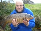 10lbs 5oz Common Carp from Local Syndicate using Mainline Sticky Toffee pop up dumbells.. Chod rig into far tree line