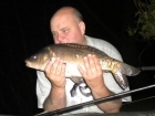 6lbs 13oz Mirror Carp from Local Syndicate using Mainline Sticky Toffee pop up dumbells.