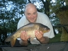 8lbs 11oz Common Carp from Local Syndicate using Mainline Sticky Toffee pop up dumbells.
