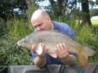 10lbs 2oz Common Carp from Turf pool using Mainline Grange CSL.