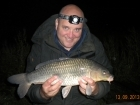 Glyn Jones 5lbs 9oz Common Carp from Washbrook using Mainline Grange CSL.