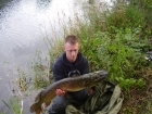 B Pool 18lbs 4oz Pike from Burlington pool (Midlesure Angling Centre Bushbury)Tel:01902-783491