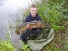 B Pool 17lbs 8oz Pike from Burlington pool (Midlesure Angling Centre Bushbury)Tel:01902-783491