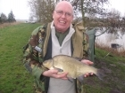 Clive Wells 6lbs 0oz Bream. Caught on sweetcorn on ledger.
