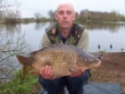 Andy Hyden 18lbs 6oz common from fisherwick using cell /grange.