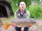 Andy Hyden 21lbs 1oz Common Carp from fisherwick using cell / grange.