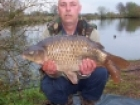 Andy Hyden 18lbs 4oz common from fisherwick