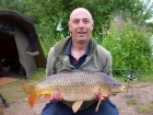 Andy Hyden 16lbs 8oz common from fisherwick using cell / grange.