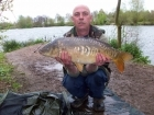 Andy Hyden 15lbs 6oz Mirror Carp from fisherwick using cell / grange.