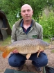 Andy Hyden 15lbs 6oz common from fisherwick using richwoth dark tutti fruiti.