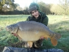 30lbs 2oz Mirror Carp from The Monument. http://www.youtube.com/watch?v=gNqtuKeJ4M0 (copy & paste the link)