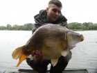 Sam Burley 12lbs 8oz Mirror Carp from Earlswood Lakes. Method Feeder