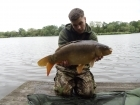Sam Burley 14lbs 8oz Mirror Carp from Earlswood Lakes. Method Feeder