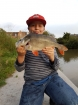 Ard 3lbs 6oz Perch. Perch are getting to a nice size now in The Carp Lake