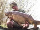 Dan Ward 36lbs 9oz Mirror Carp, unknow.. 36lb 9oz mirror carp caught on Kingsbury water parks syndicate canal pool.