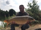 16lbs 4oz Carp from lavender hall