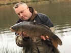 10lbs 0oz Common Carp from Private using Nash Scopex.