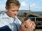 Daniel Smith 4oz Ballan Wrasse from Sandown Pier