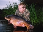 24lbs 0oz Carp from Castlemere using Nash Monster pursuit.